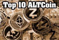 top 10 Best Altcoins are cryptocurrencies other than Bitcoin Ethereum (ETH)   Litecoin (LTC)   Cardano (ADA)   Polkadot (DOT)   Bitcoin Cash (BCH)   Stellar (XLM)   Chainlink   Binance Coin (BNB)   Tether (USDT)   Tether (USDT)
