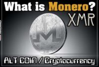 What is Monero (XMR) Cryptocurrency ? [Everything U Need to Know]